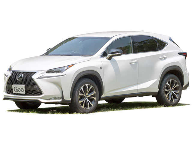 レクサス NX(2014年7月〜)中古車購入チェックポイント