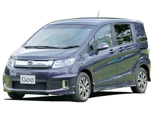 ホンダ フリード スパイク ハイブリッド(2014年4月〜)中古車購入チェックポイント