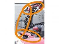トヨタ カローラルミオン(ラジエターコアサポート)