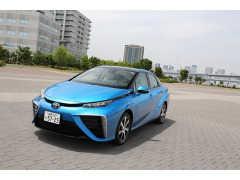 【試乗レポート】トヨタ MIRAI 燃料電池車の走りをお届け