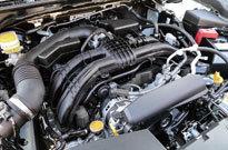 スバル XV エンジン