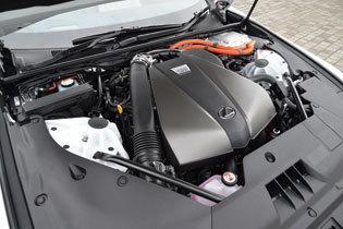 レクサス LC エンジン