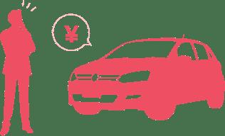 あなたの車は今いくらくらいでしょう?事前に知って、賢く乗り換えよう!