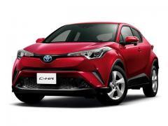 トヨタ、新型コンパクトSUV「C-HR」が発売約1ヶ月で4万台超のヒット