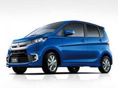 三菱、軽自動車「eKカスタム」「eKワゴン」の一部仕様を変更