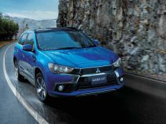 三菱自動車、「RVR」の内外装変更などマイナーチェンジ