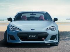 スバル、STIと共同開発した「BRZ」の最上級グレード「STI Sport」を発売