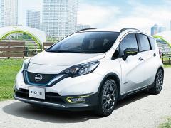 日産、「ノート」の特別仕様車「C-Gear(シーギア)」を発表