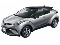 トヨタ、「C-HR」の特別仕様車「LED Edition」を発売