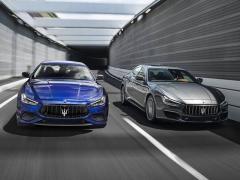 マセラティ、大幅変更した「ギブリ」の2018年モデルを発表