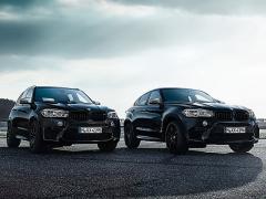 BMW、「X6 M」の限定モデル「X6 M Edition Black Fire」を発売