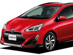 トヨタアクア特別仕様車の特徴とは。ノーマルアクアと何が違う