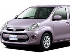 トヨタパッソの歴代モデルの人気車種と燃費・維持費をまとめてみた