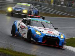 日産GT-R 1号車がS耐岡山戦に参戦!