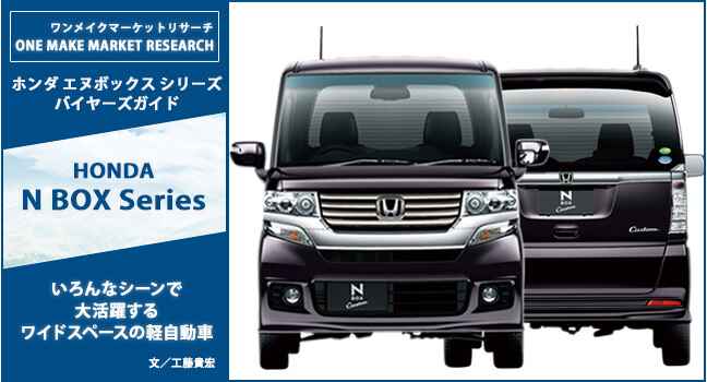 HONDA N BOX Series