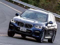 BMW X3 試乗インプレッション