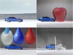 時間も止まる!? BMW M5の速さが大平原で炸裂!