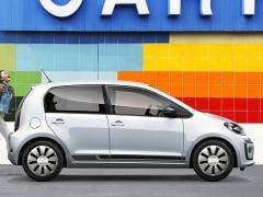 VW、コンパクトカー「up!」の限定車「comfort up!」を発売