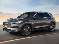インフィニティ、量産型可変圧縮比エンジンを搭載した新型SUV「QX50」を発表