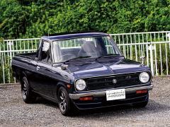 【旧車趣味】日産 サニートラック その1