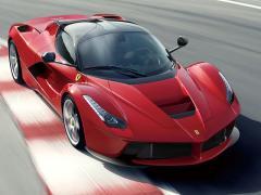Ferrari La Ferrari 試乗インプレッション