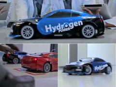科学者が「燃料電池ラジコンカー」で真剣勝負!?