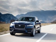 ジャガー、SUVモデル「F-PACE」の2018年モデルの受注を開始