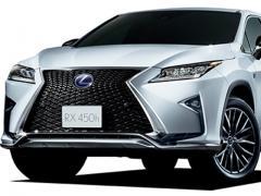 レクサスRXの歴代モデルの人気車種と燃費・維持費をまとめてみた