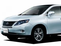 レクサスRX特別仕様車の特徴とは。ノーマルRXと何が違う