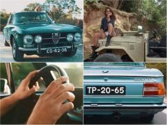 マルニにジュリアにMGA! 惚れ惚れするほどかっこいいヴィンテージカーのイメージ動画