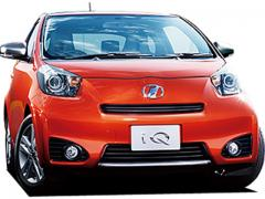 トヨタiQの歴代モデルの人気車種と燃費・維持費をまとめてみた