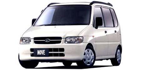 2代目 ダイハツ ムーヴ L900系(1998年〜2002年)