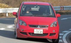 ターボ車の魅力!!三菱コルトプラス