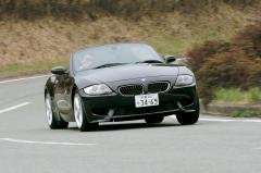 BMW Z4 Mロードスター 超好感度スポーツの走り全身で味わえる!
