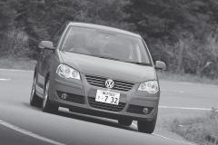 1.6Lエンジンと6速ATの採用でVWポロのドライバビリティが大幅に向上
