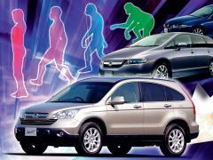 ホンダ CR-V セダンの走りとミニバンの快適性