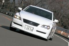 トヨタのワークスチューン、モデリスタの力作 320馬力42.0kgmの強心臓 マークXスーパーチャージャー 違いのわかるアナタのクルマ