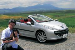 プジョー207CC オシャレな外車生活を楽しみたいなら!