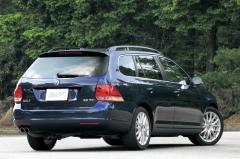 VWの使える実力派ワゴン ゴルフヴァリアントが7年ぶりのフルモデルチェンジ!!
