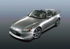 その走りはさらなる高みへ ホンダ S2000ファイナルバージョン 最終進化型タイプS追加! デビュー!!