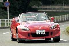 最も過激なタイプS試乗 メーカー純正走り屋仕様 ホンダ S2000