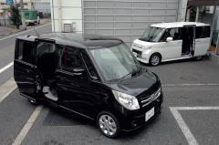 平成20年の名勝負じゃ!! タントvsパレット 空間追求軽自動車どっちが使える!? 徹底対決