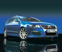 プレミアムスポーツ、Rシリーズがパサートヴァリアントに追加! VWパサートR36
