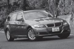 BMW3シリーズマイチェン全幅1800mmに小さくなってスタイルもリフレッシュだ!!