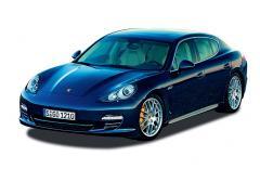 まずはお客さんに公開 高級車ポルシェパナメーラを真剣に検討中