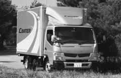 注目の小型トラック市場レポート!! 三菱NEWキャンター乗ってビックリ!!