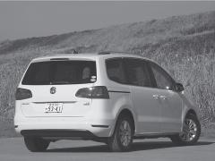 VWシャランは国産ミニバンを凌ぐか?