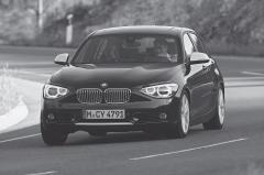 ツインターボ搭載でパワーも燃費も大幅アップ BMW1シリーズ