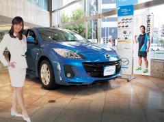 走りも燃費も価格もよくばり進化で登場!! 新型アクセラ&アクセラスポーツ