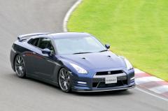 GT-R'12年モデル・サーキット試乗 想像を超える4年目の超進化